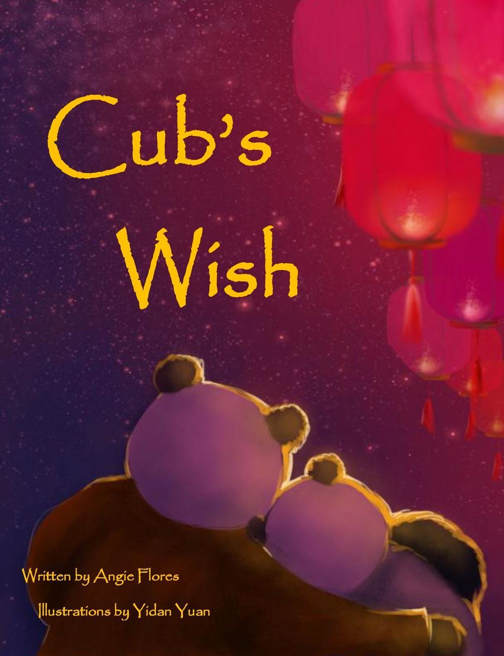Cub's Wish picture book by Angie Flores